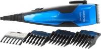 Машинка для стрижки волос Polaris PHC1504 (черный/голубой) -