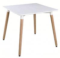 Обеденный стол Signal Nolan II (белый/бук) -