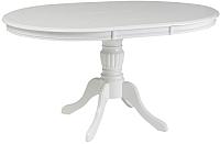 Обеденный стол Signal Olivia (белый) -