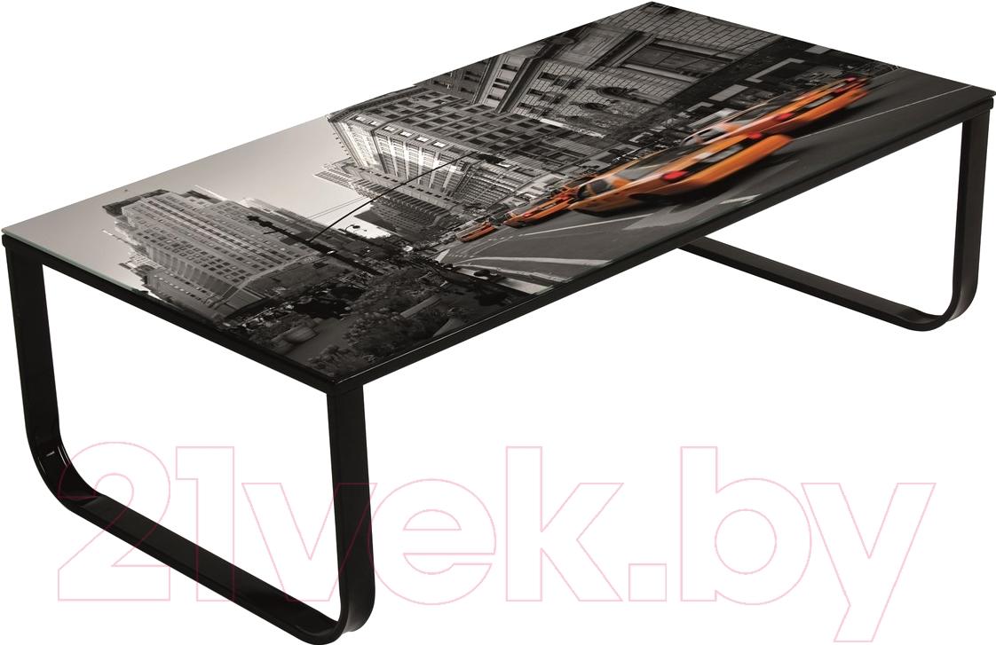 Купить Журнальный столик Signal, Taxi 70x110 (Нью-Йорк), Польша
