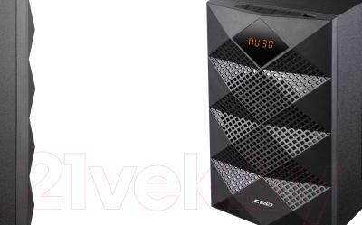 Мультимедиа акустика F&D A180X (черный)