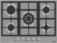 Газовая варочная панель Korting HG765CTX -