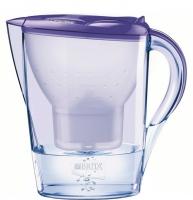 Фильтр питьевой воды Brita Marella XL Мемо (сиреневая лаванда) -