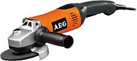 Профессиональная угловая шлифмашина AEG Powertools WS 15-125 SXE DMS (4935455130) -