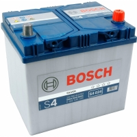 Автомобильный аккумулятор Bosch S4 024 560 410 054 JIS / 0092S40240 (60 А/ч) -