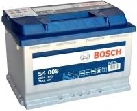 Автомобильный аккумулятор Bosch S4 008 574 012 068 / 0092S40080 (74 А/ч) -
