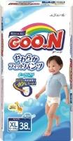 Подгузники-трусики Goo.N XL Boy 12-20кг (38шт) -