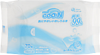 Влажные салфетки Goo.N Для младенцев (70шт) -