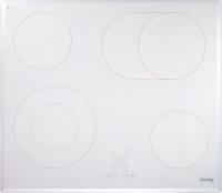 Электрическая варочная панель Korting HK6205BW -