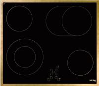 Электрическая варочная панель Korting HK6205RN -