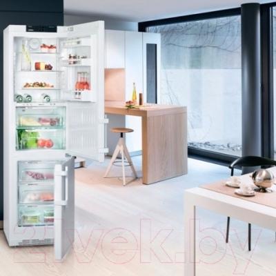 Холодильник с морозильником Liebherr CBN 4815 Comfort