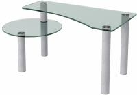 Журнальный столик Artglass Парус -