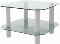 Журнальный столик Artglass Квадро -