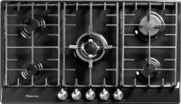 Газовая варочная панель Kuppersberg FV9TGRZ ANT Silver -