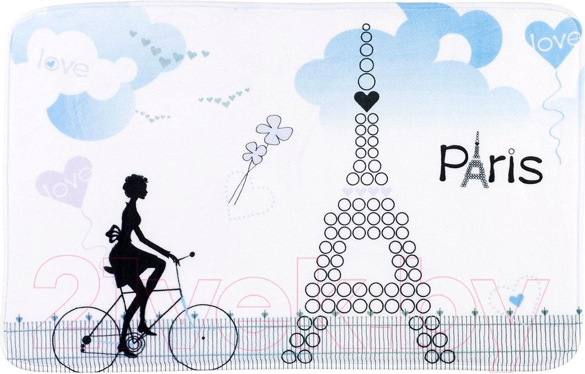 Купить Коврик для ванной Tatkraft, Paris Mademoiselle Ultra Soft 18310, Китай, полиэстер
