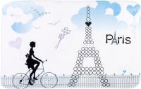 Коврик для ванной Tatkraft Paris Mademoiselle Ultra Soft 18310 -