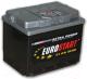 Автомобильный аккумулятор Eurostart ES 6CT-55 (55 А/ч) -