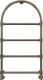 Полотенцесушитель водяной Terminus Версаль Бронза 28/25 П4 500x930 -
