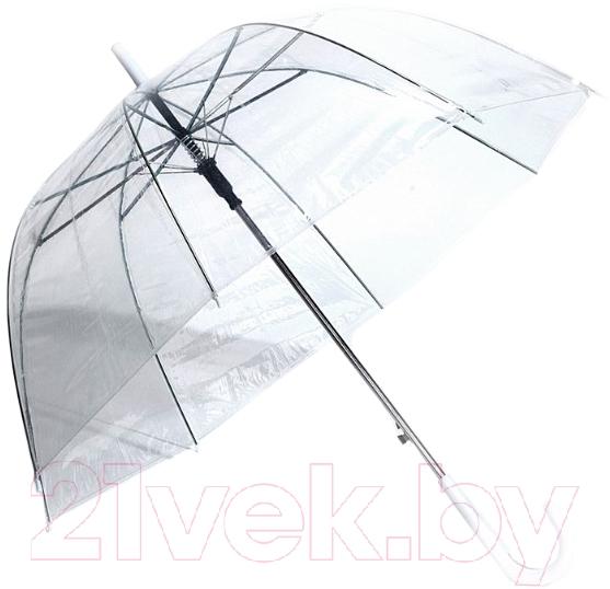 Купить Зонт-трость Bradex, Прозрачный купол SU 0009, Китай