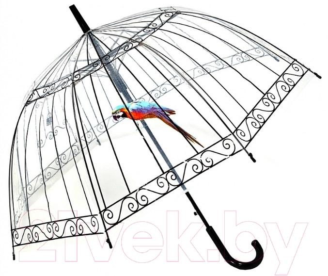 Купить Зонт-трость Bradex, Пташка в клетке SU 0010, Китай