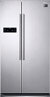 Холодильник с морозильником Samsung RS57K4000SA -