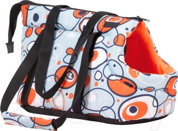 Купить Сумка для животных Ami Play, Creative AMI395 (S, оранжевый), Польша, голубой, полиэстер