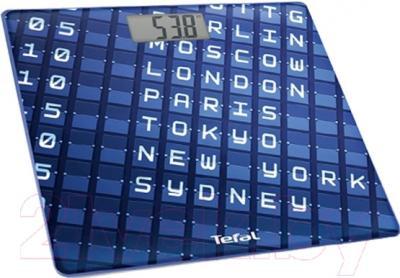 Напольные весы электронные Tefal PP2100V0