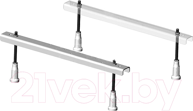 Купить Ножки для ванны Excellent, NWE-68, Польша, хром, металл