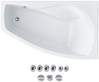 Ванна акриловая Santek Майорка XL 160x95 R Базовая (1WH112347) -