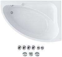 Ванна акриловая Santek Гоа 150x100 R Базовая (1WH112349) -