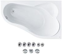 Ванна акриловая Santek Ибица 150x100 R Базовая (1WH112351) -