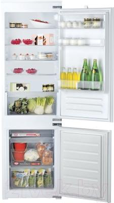 Встраиваемый холодильник Hotpoint-Ariston BCB 70301 AA (RU)