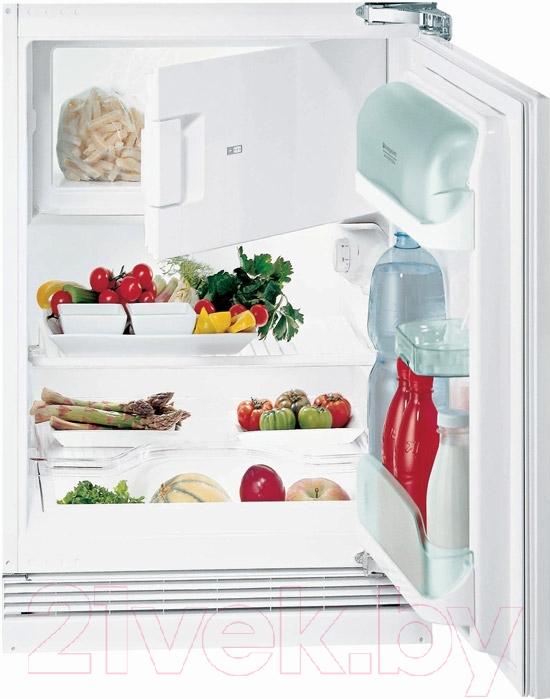 Купить Встраиваемый холодильник Hotpoint-Ariston, BTSZ 1632/HA, Италия
