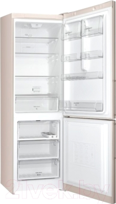 Холодильник с морозильником Hotpoint-Ariston HF 5180 M