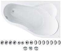 Ванна акриловая Santek Ибица XL 160x100 R Базовая Плюс (1WH112373) -