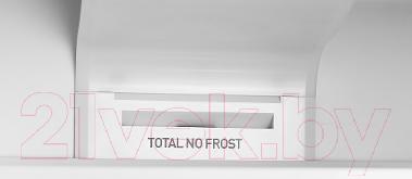 Холодильник с морозильником Indesit DF 4160 E