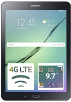 Планшет Samsung Galaxy Tab S2 9.7 32GB LTE / SM-T819 (черный) -