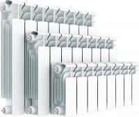Радиатор биметаллический Rifar Base 350 (9 секций) -