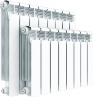 Радиатор алюминиевый Rifar Alum 500 (10 секций) -
