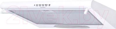 Вытяжка плоская Ciarko ZR (50, белый)