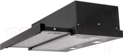 Вытяжка телескопическая Exiteq Retracta 602 Sensor (черный)