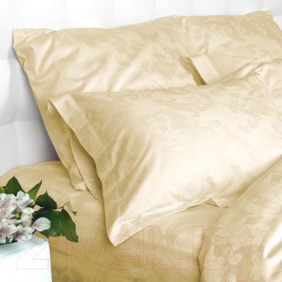 Комплект постельного белья Vegas EuroK240.260-6J (Бодрящая шампань)