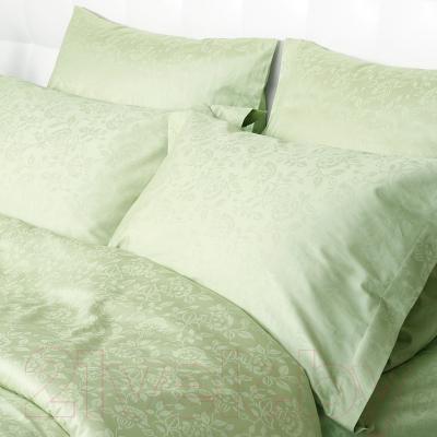 Комплект постельного белья Vegas EuroKR180.200-6J (Нежная оливка)