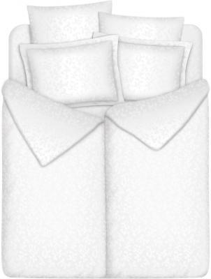 Комплект постельного белья Vegas SemKR160.200-7J (Свежая белизна) - общий вид