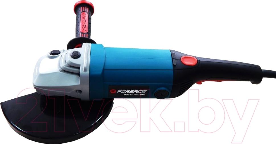 Купить Угловая шлифовальная машина Forsage, AG230-2600JHP, Китай