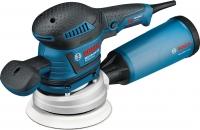Профессиональная эксцентриковая шлифмашина Bosch GEX 125-150 AVE (0.601.37B.101) -