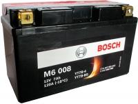 Мотоаккумулятор Bosch M6 YT7B-4/YT7B-BS 507901012 / 0092M60080 (7 А/ч) -
