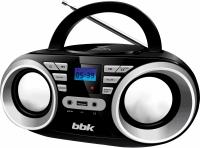 Магнитола BBK BX160BT (черный металлик) -