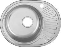 Мойка кухонная Ukinox FAD577.447 5K 2L -