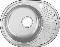 Мойка кухонная Ukinox FAD577.447 GT6K 2L -